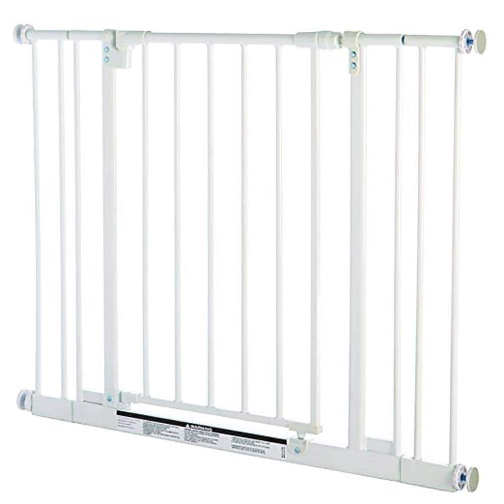 Todderloo by North States Easy Close 28 to 38.5 Inch Baby Pet Safety Gate $48.99 + FS