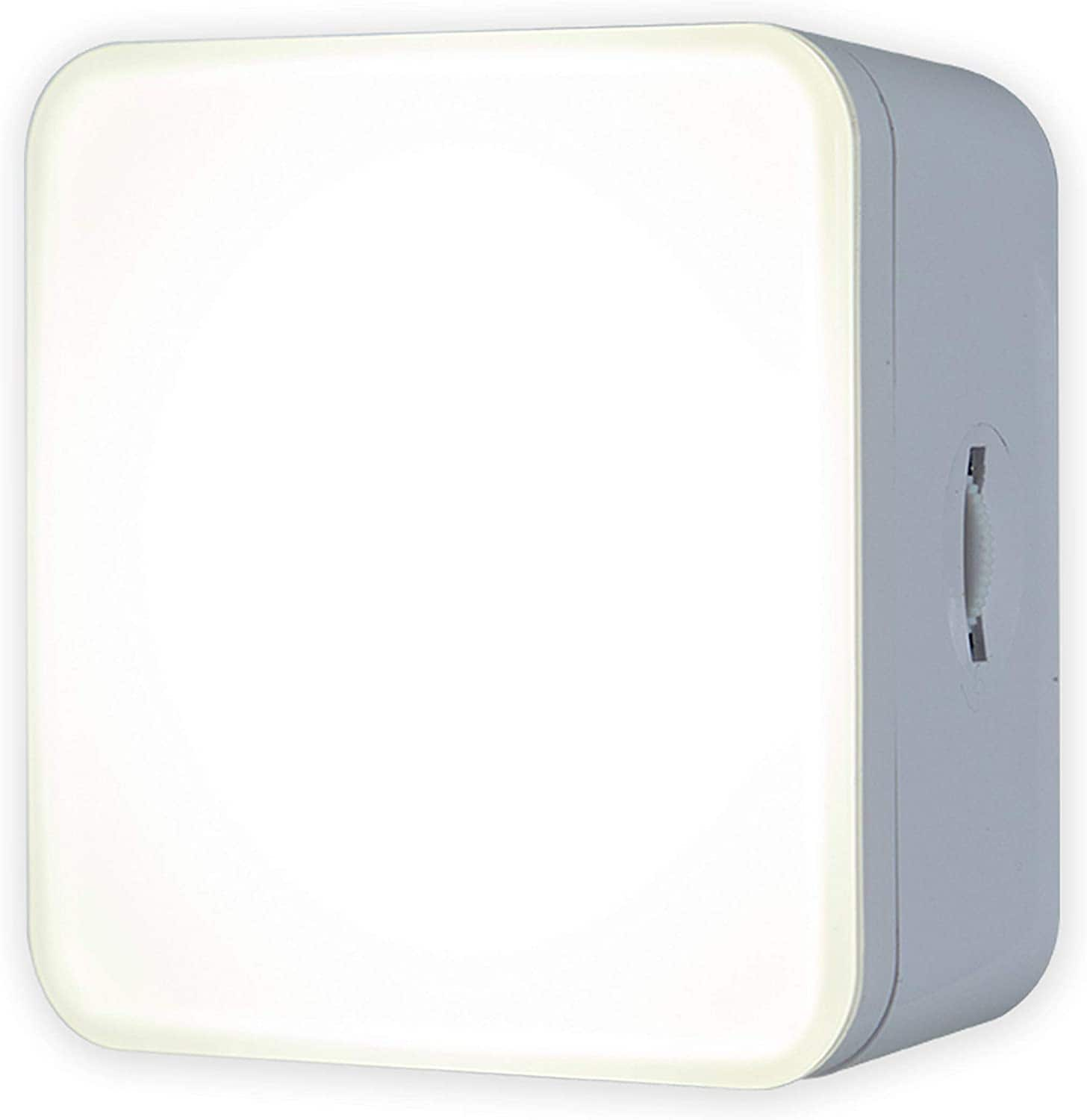 GE Dimmable LED Night Light Plug-in w/ Dusk-to-Dawn Sensor for $5.99 + FSSS