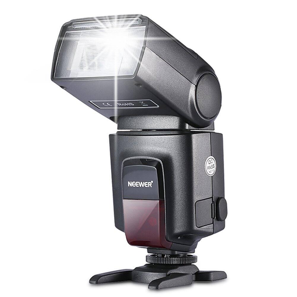 Neewer TT560 Universal Speedlite for DSLR/Mirrorless Cameras - $23.99 AC + FSSS