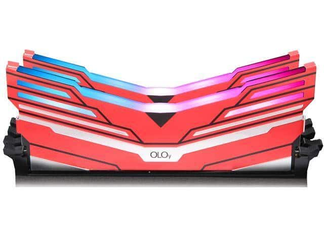 OLOy 16GB (2 x 8GB)/32GB (2 x 16GB) DDR4 SDRAM Desktop Memory $67.99 & More + FS