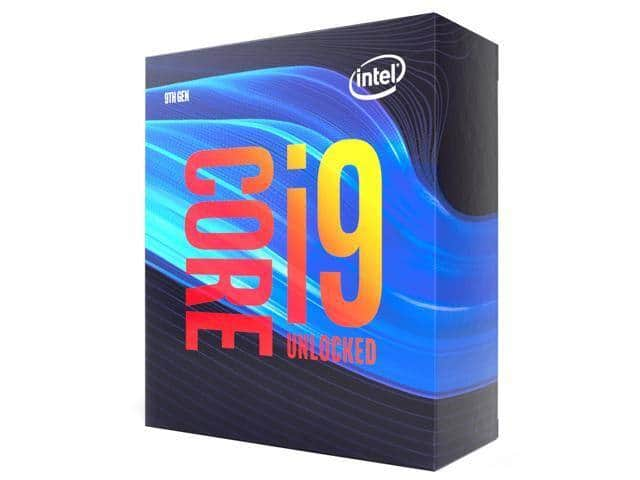 Intel Core i9-9900K Coffee Lake 8-Core, 16-Thread, 3.6 GHz LGA 1151 95W BX806849900K Desktop Processor - $449.99 + FS