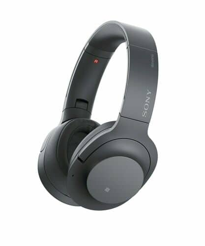 Sony WH-H900N h.ear on 2 Wireless Over-Ear Noise Cancelling Headphones (Black) - Open Box New for $89.99 + FS