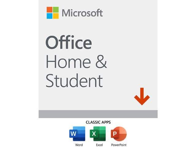 Microsoft Office Home and Student 2019 + Norton 360 15 months (Download) for $79.99