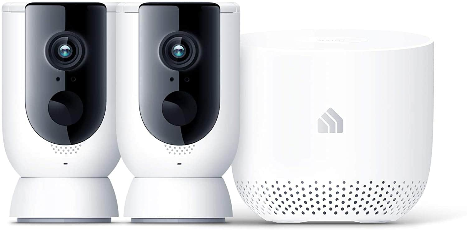 Kasa Home Security Camera System Wireless Outdoor & Indoor Camera by TP-Link, 1080P HD with Siren, Night Vision $169.99 + FSSS