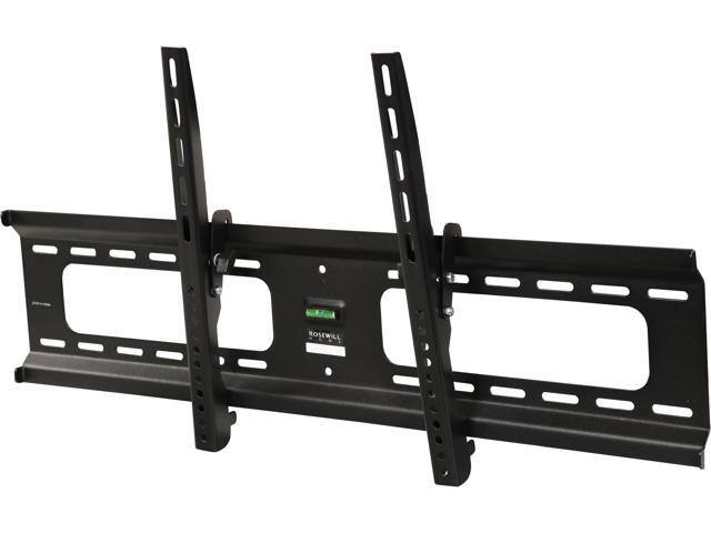 """Rosewill RHTB-17005 37"""" to 70"""" Slim Heavy-duty Tilting Curved & Flat Panel LCD LED TV Wall Mount - $12.50 AC + FS"""