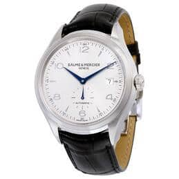 Baume & Mercier Clifton Automatic Small Seconds Men's Watches - $1149