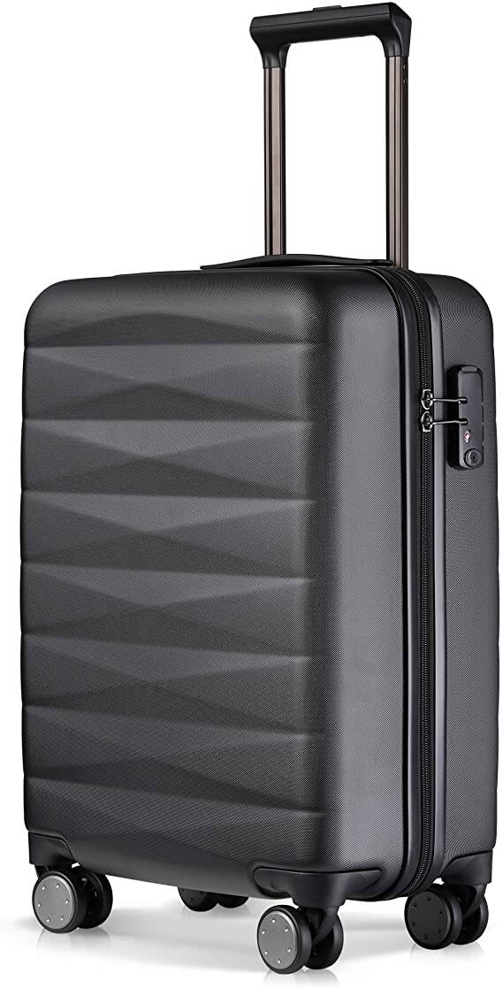 NINETYGO 20-Inch Hardside Luggage $69.99, 20-Inch Carry on Luggage $79.99 + FSSS