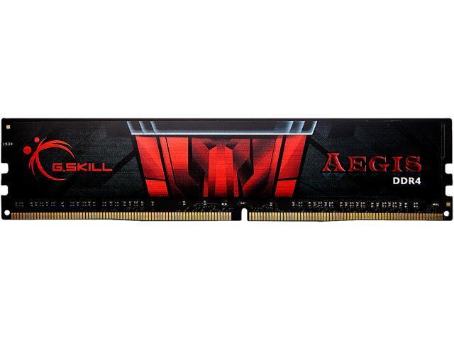 G.SKILL Aegis 16GB 288-Pin DDR4 SDRAM DDR4 3200 (PC4 25600) Intel XMP 2.0 Desktop Memory for $48.99 Shipped