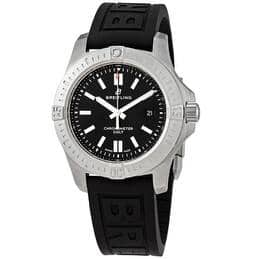 BREITLING Colt Automatic Volcano Black Dial 44 mm Men's Watches - $1995