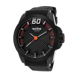 RED LINE Black Zone Men's Sport Watches - $39.99 Shipped