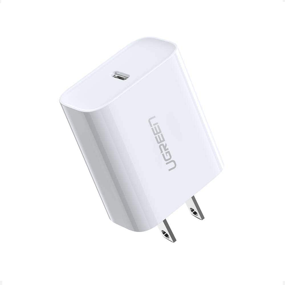 UGREEN USB C 18W PD 3.0 Wall Charger for $7.73 AC & More + FSSS