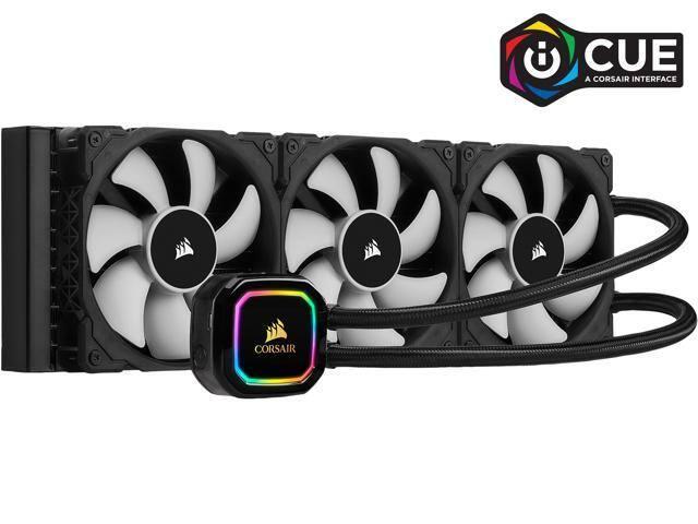 CORSAIR iCUE H150i RGB PRO XT 360mm Liquid CPU Cooler - $144.99 AC + FS