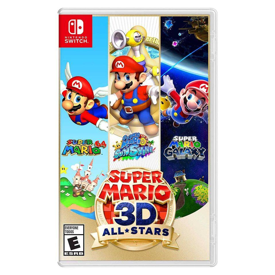 Super Mario 3D All-Stars - Nintendo Switch - USA Region (Pre-Order) $52.99 + FS