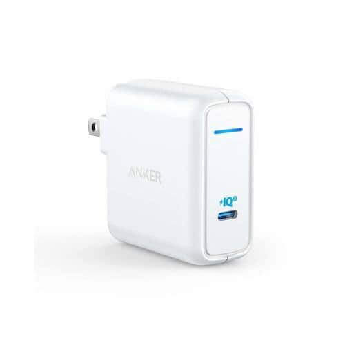 Anker 60W Power Delivery Fast Charger [PIQ 3.0 & GaN] $22.99 + FSSS