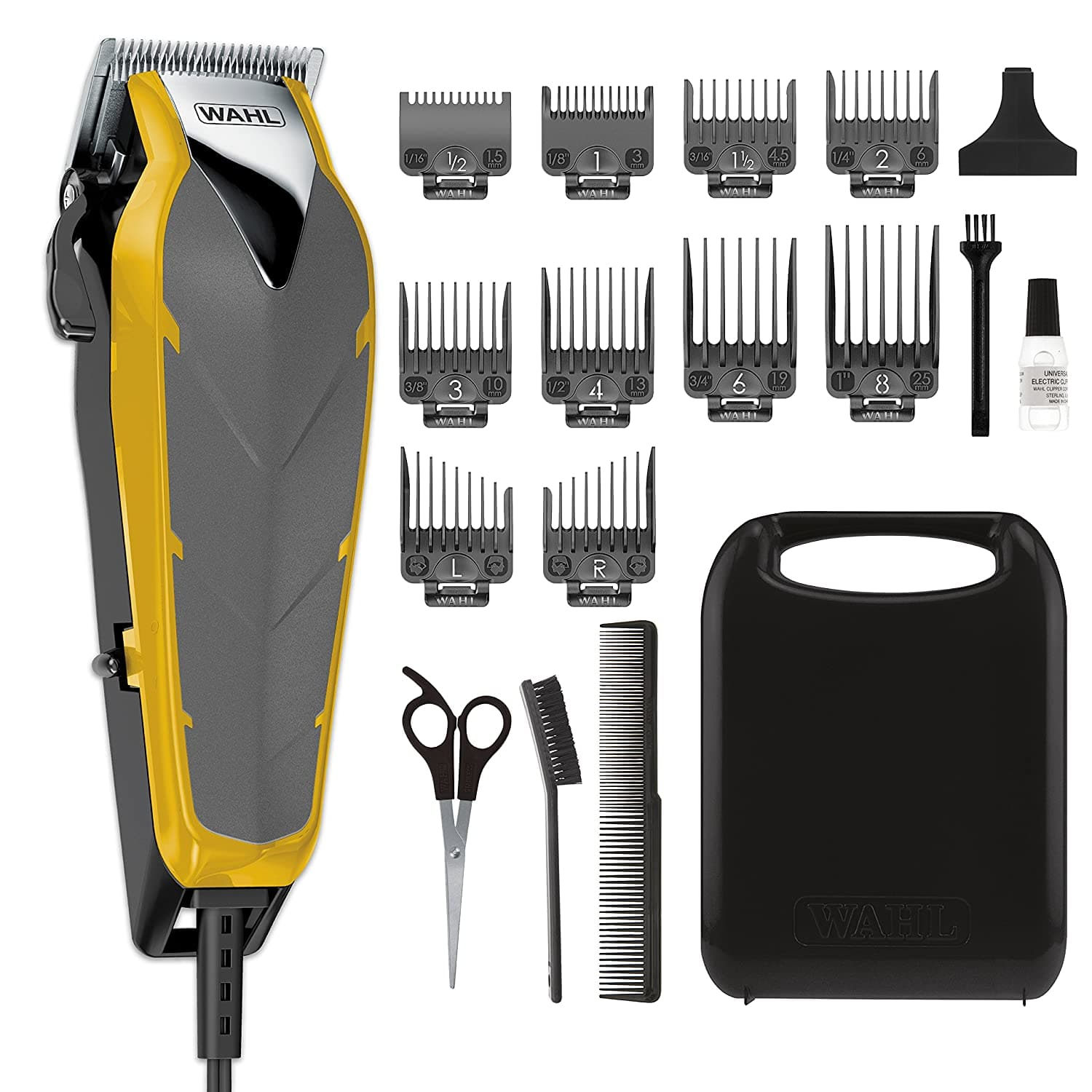 Wahl 79445 Clipper Fade Cut Haircutting Kit Trimming and Personal Grooming Kit for $32 + FSSS