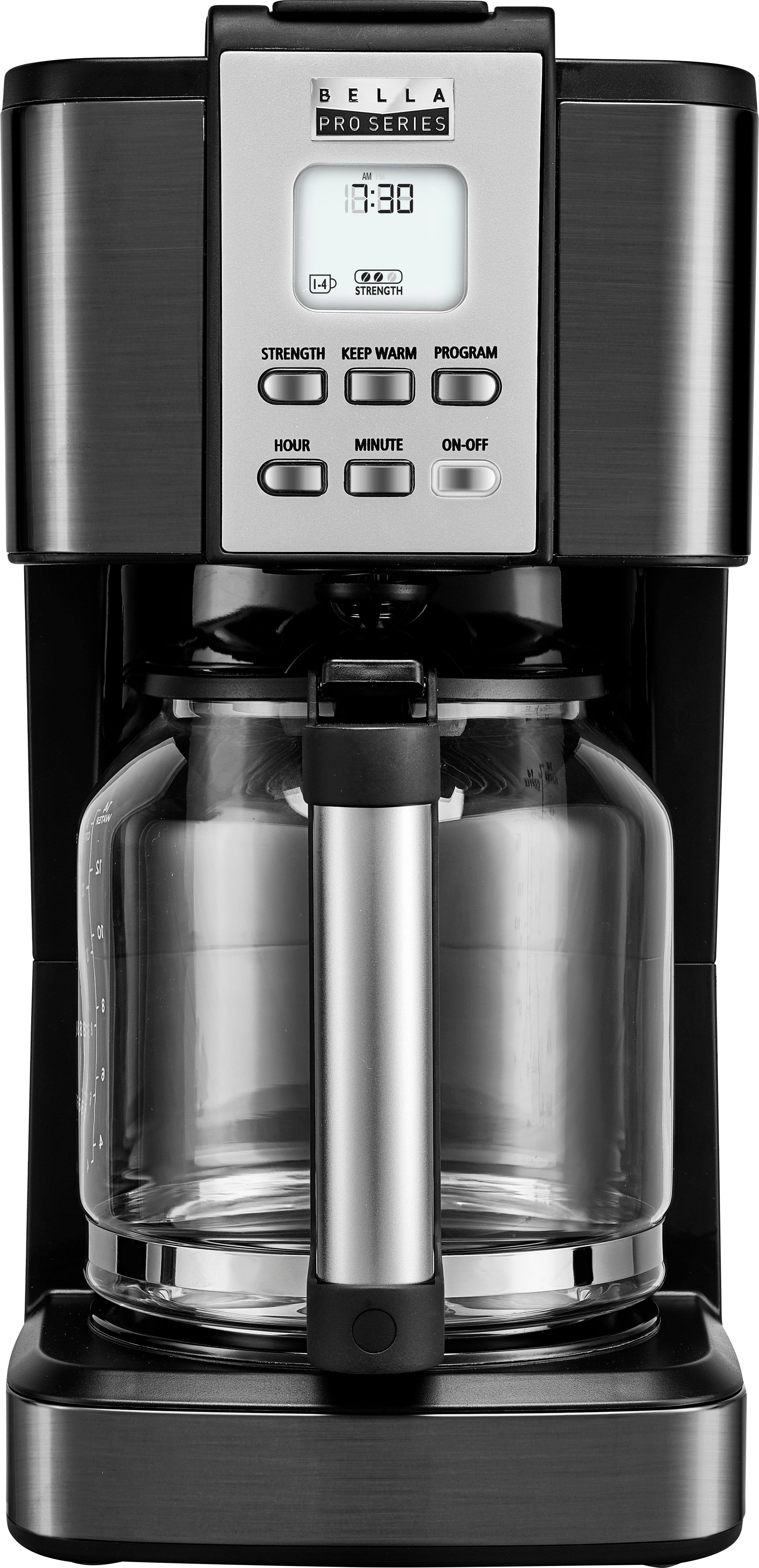 Bella - Pro Series 14-Cup Coffee Maker for $24.99 + Free Store Pickup