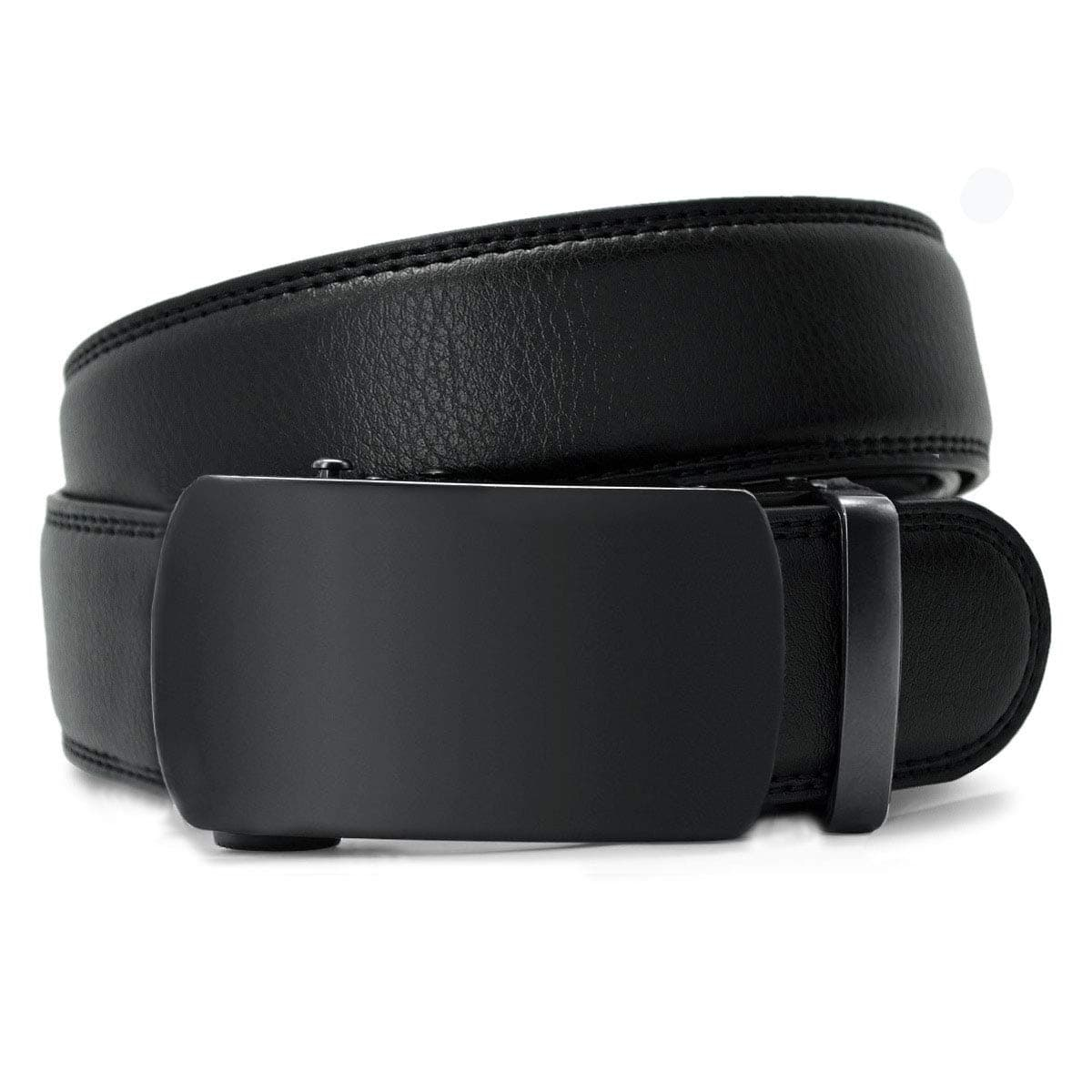 West Leathers Men's Slide Ratchet Belt for $8.99 AC + FSSS