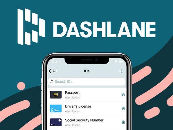 Dashlane Password Manager Premium Plan: 1-Yr Subscription $18