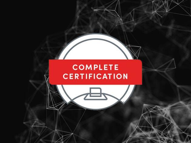 The Complete 2020 CompTIA Certification Training Bundle - Lifetime Access $27.60