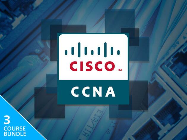Cisco CCNA Training Suite - Lifetime Access $16