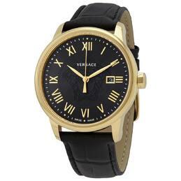 VERSACE Swiss Men's Dress Watches $375 Shipped