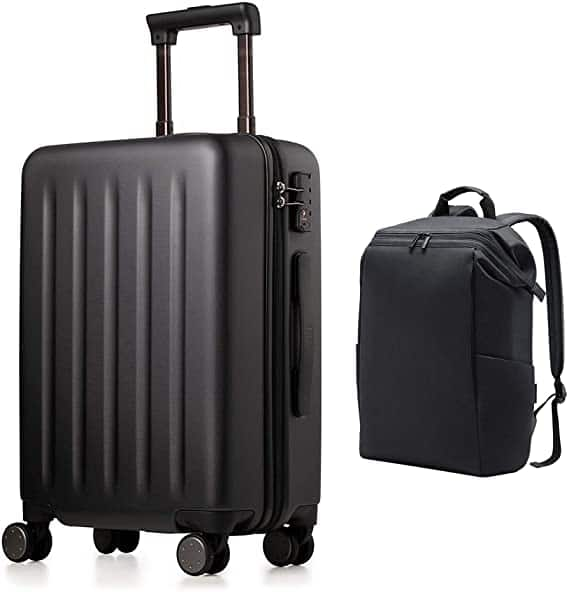 NINETYGO Carry on Luggage + Laptop Backpack & More: Starting From $79.99 + FSSS