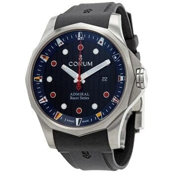 CORUM Admiral's Cup Racer Titanium Automatic Men's Watches - $1795