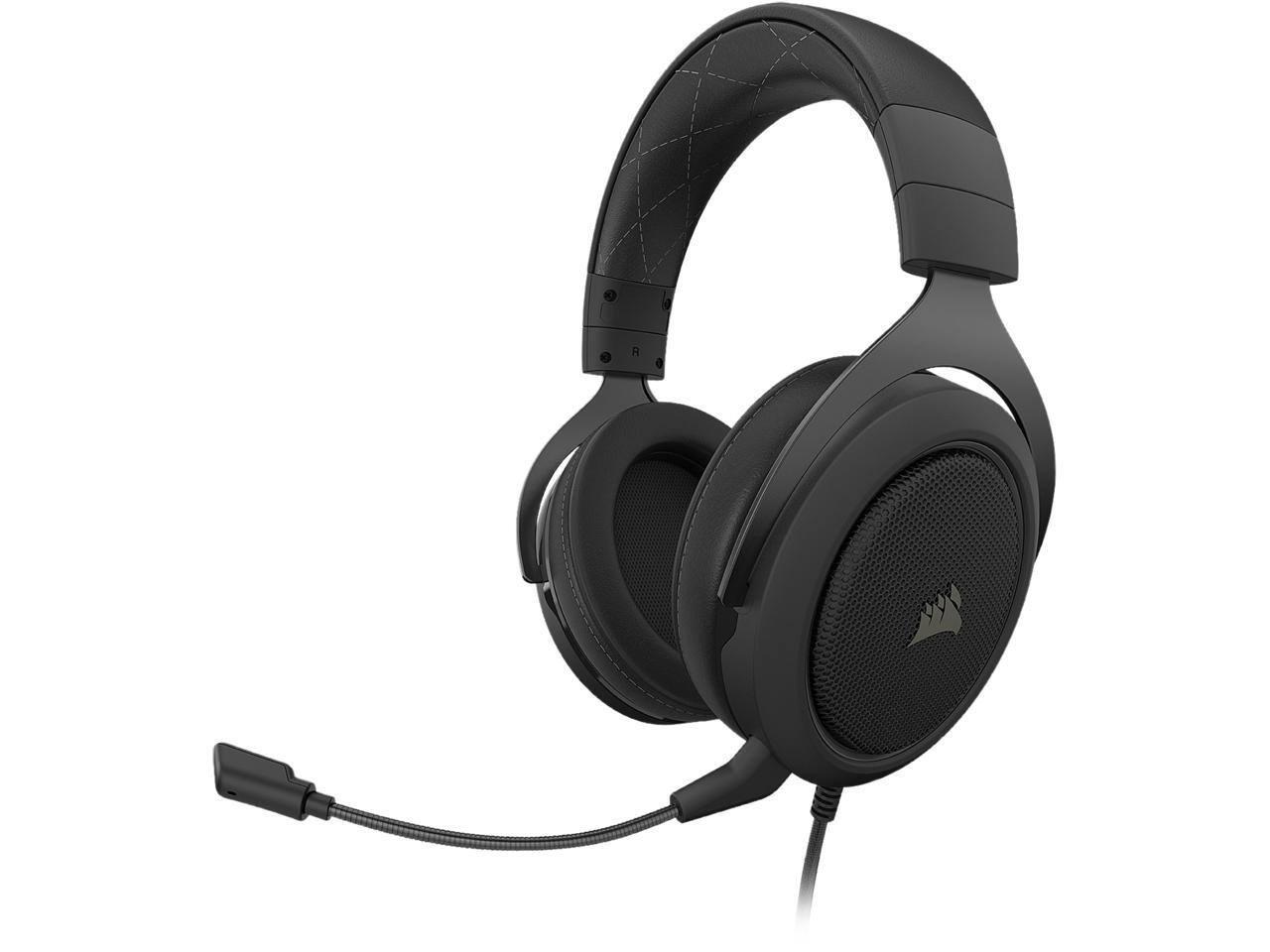 Corsair HS60 PRO SURROUND 3.5mm Connector Circumaural Gaming Headset - $49.99 + FS