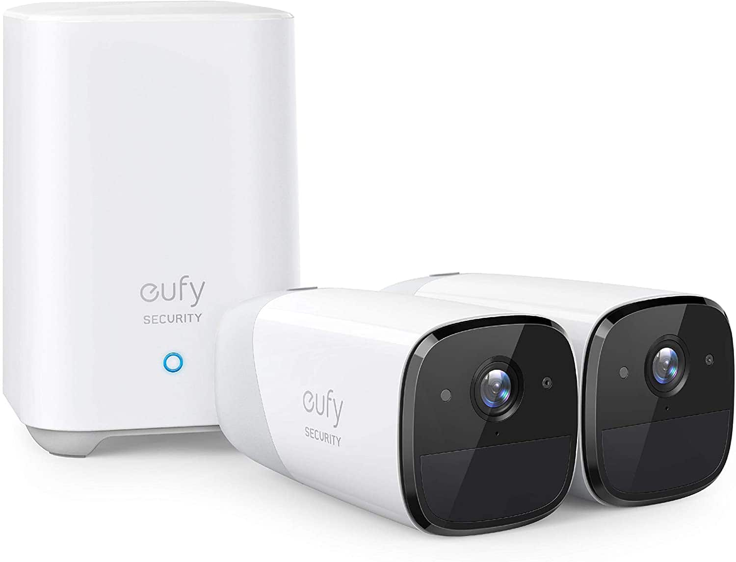 Today only! Eufycam 2, 2 cam kit $209.99 Amazon FS and other Eufy deals