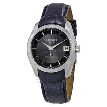 TISSOT Couturier Lady Powermatic 80 Automatic Ladies Watches - $189 Shipped