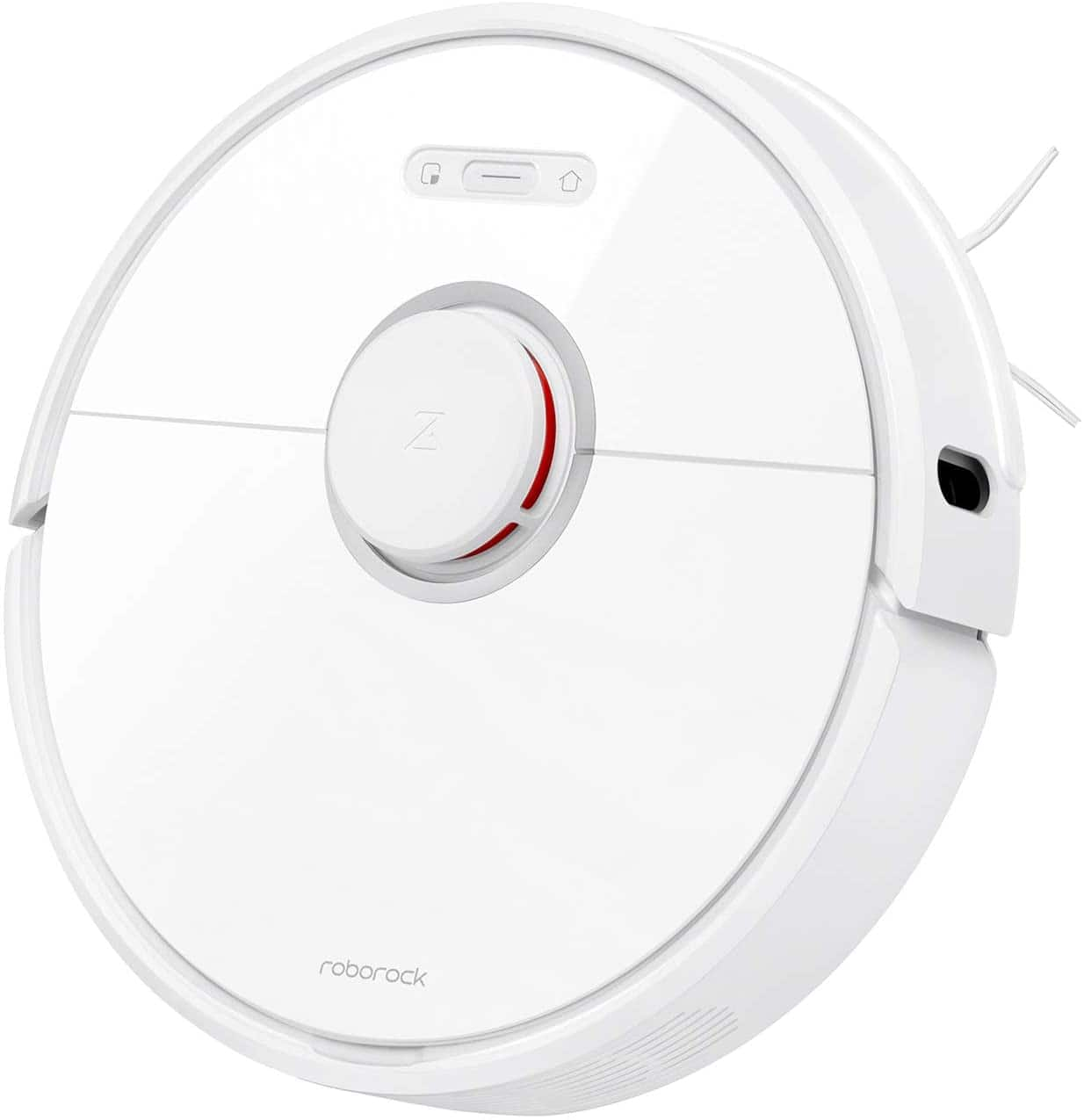 Roborock S6 Robot Vacuum with Multi-floor Mapping-Black & White for $422 + Free Shipping