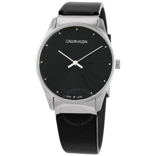 CALVIN KLEIN Classic Leather Ladies Watches (6 styles) - $34.99 Shipped