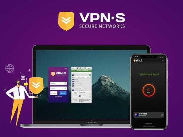 VPNSecure: Lifetime Subscription (5-Devices) $12
