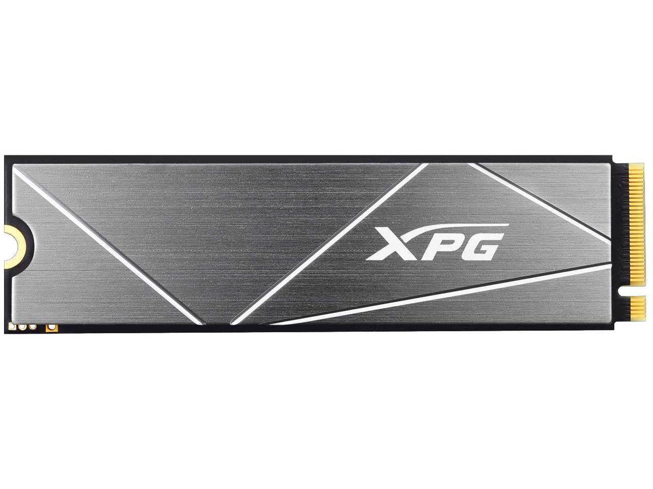 XPG GAMMIX S50 Lite Series: 2TB Internal SSD 3D NAND PCIe Gen4x4 M.2 2280 (NVMe) $229.99 + FS