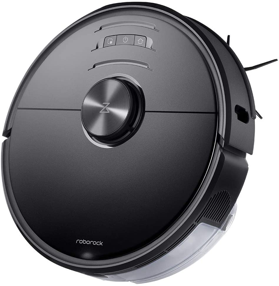 Roborock S6 MaxV Robot Vacuum Cleaner with ReactiveAI and No-mop Zones $599.99 AC + Free Shipping