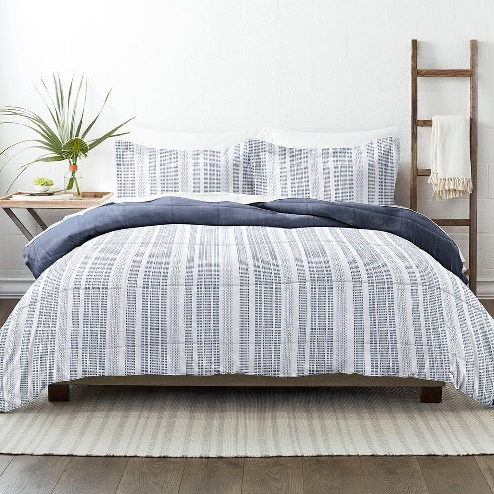 Linens & Hutch Reversible Comforter Sets: Starting at $30 + Free Shipping & Returns!