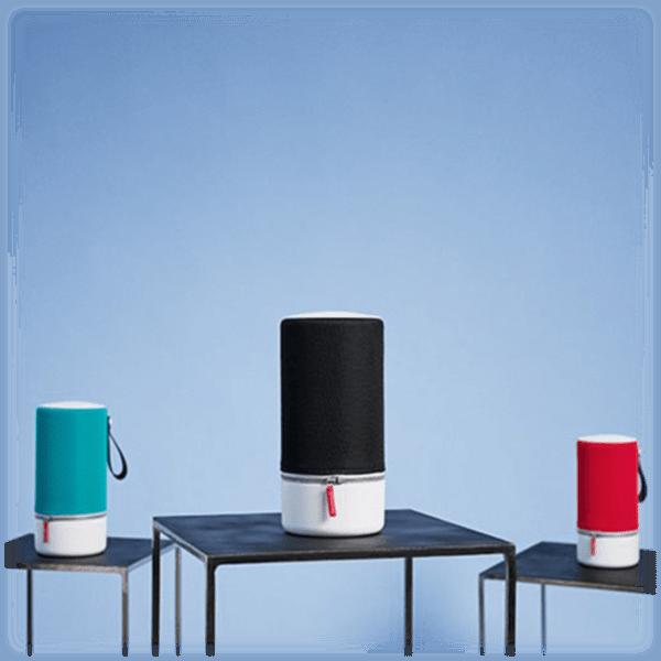 Libratone Zipp or Zipp 2 360 Bluetooth/WiFi Speaker with Airplay 2 & Alexa $79 - $99