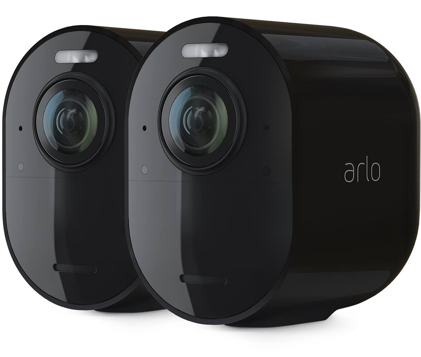 Arlo Ultra 2 Spotlight Camera (2 Camera System, Black) - $499.99 + Free Shipping