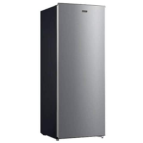 Emerson 7.0-Cu.-Ft. Stainless Steel Upright Freezer for $179.99