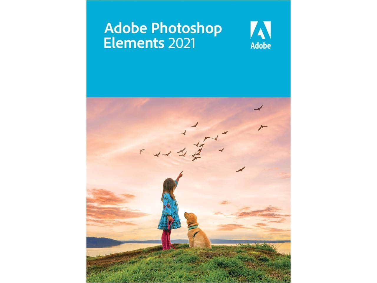 Adobe Photoshop Elements 2021 $49.99 AC, Adobe Photoshop & Premiere Elements Bundle 2021 - $69.99 AC & More