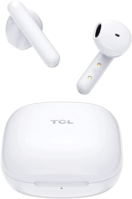 TCL Bluetooth 5.0 True Wireless Earbuds with Mic, Wireless Type C Charging Case, Waterproof Touch Control $27.99 AC + FSSS