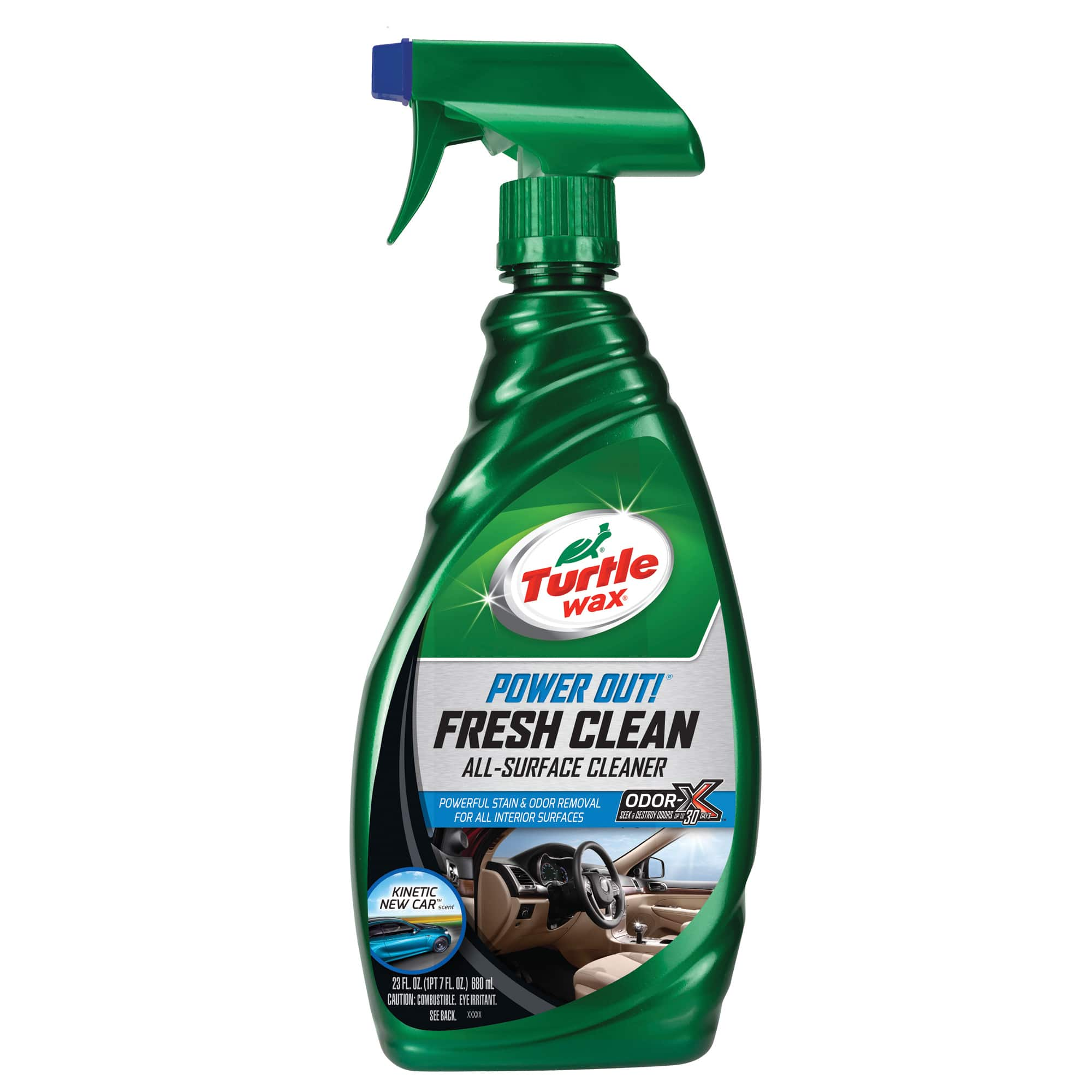 Turtlewax PO Fresh Clean for $1.45