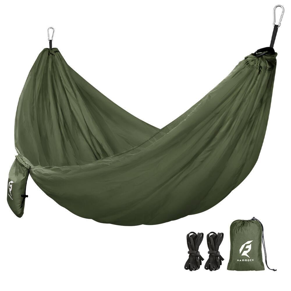 QUANFENG QF Single Camping Hammock for $13.98 + FS