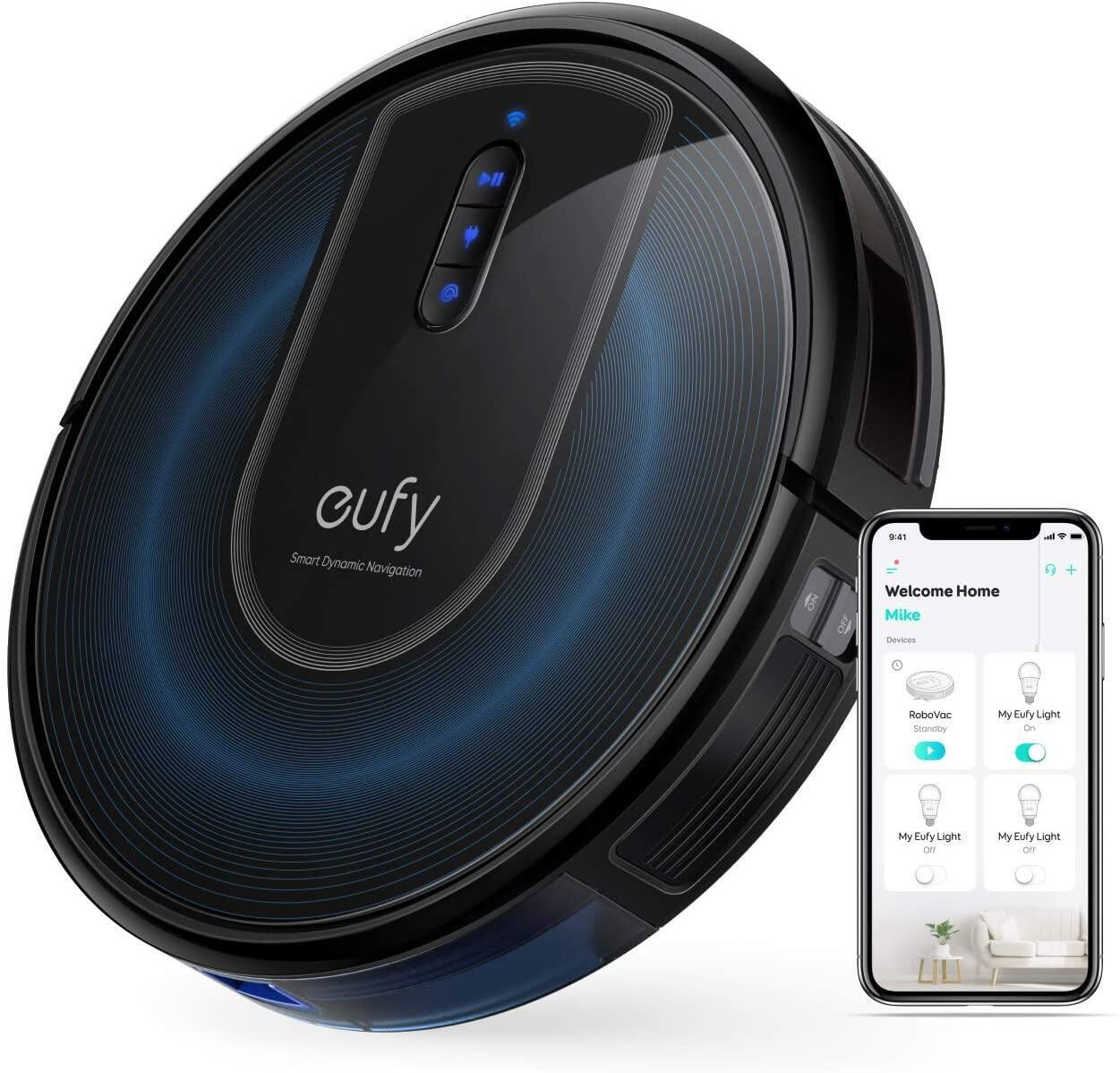 Eufy by Anker RoboVac G30, Robot Vacuum with Smart Dynamic Navigation 2.0 for $229.99