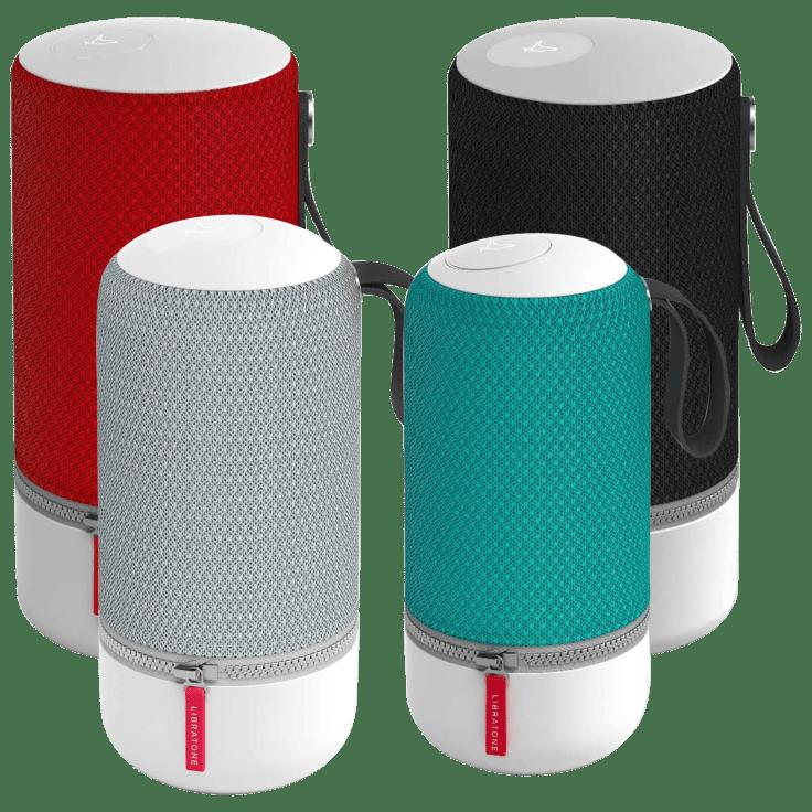 Libratone Zipp & Zipp 2 Multi-Room Portable Wifi/Bluetooth Speakers: Starting From $59-$85 Each + Free Shipping