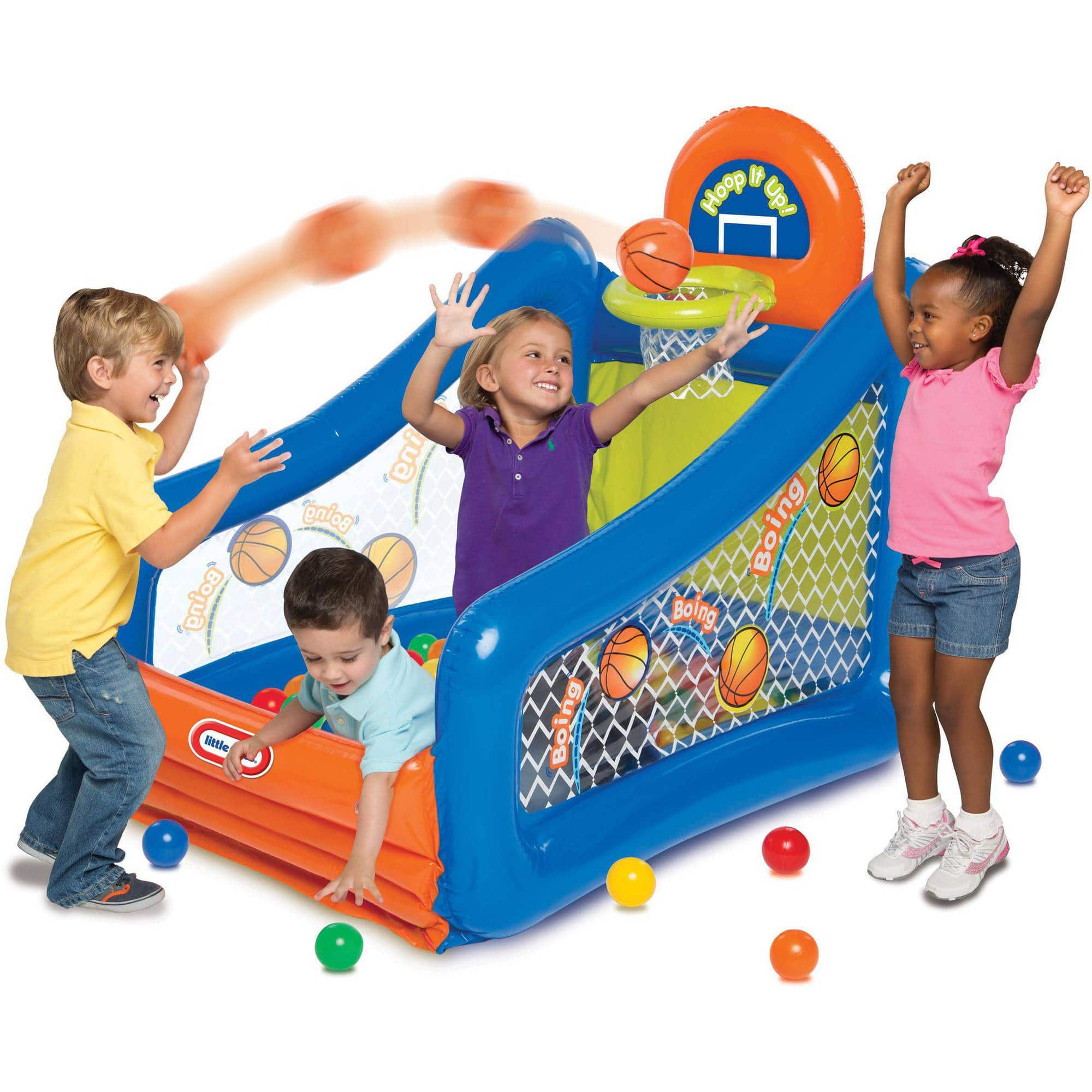 Little Tikes Hoop It Up! Play Center Ball Pit for $29.97
