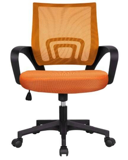 Mesh Task Chair Mid-Back Office Chairs $59.99 AC + Free Shipping