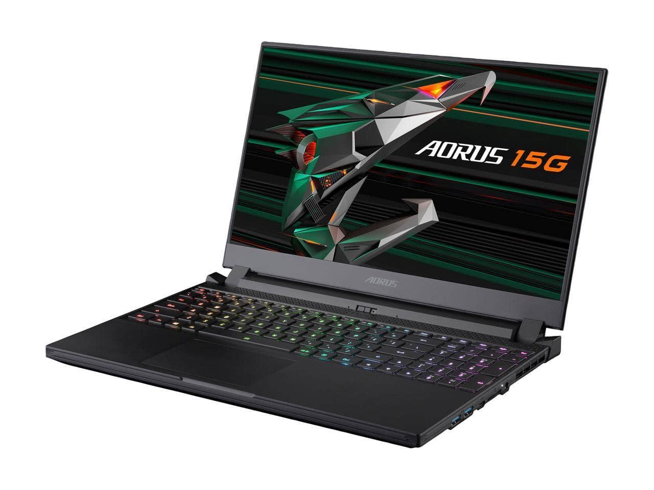 "AORUS 15G - 15.6"" 240 Hz IPS - Intel Core i7-10870H - NVIDIA GeForce RTX 3080 Laptop GPU 8 GB GDDR6 - 32GB Memory - 1 TB PCIe SSD - Windows 10 Home - Gaming Laptop $1999"