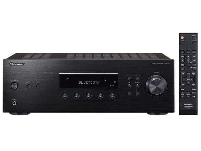 Pioneer SX-10AE 2.0 Ch. Stereo Receiver with Bluetooth $149 + FS