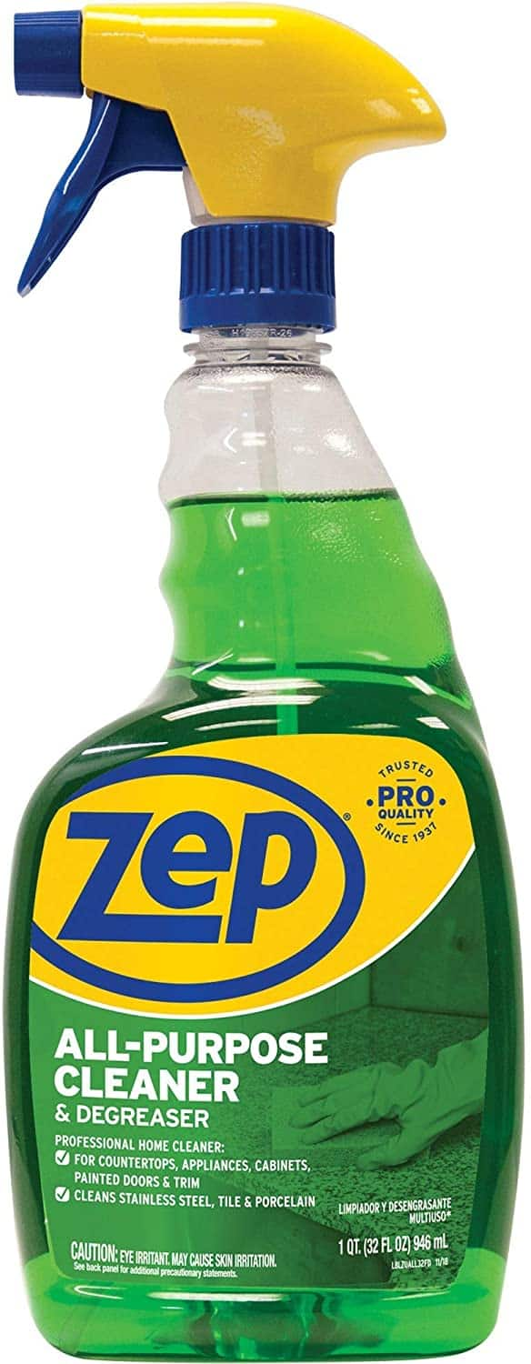 Zep ZPEZUALL32, All-Purpose Cleaner/Degreaser $1.98 + FSSS
